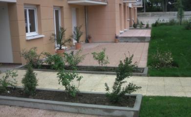 Etanchéité des terrasses accessibles et finition dalles sur plots